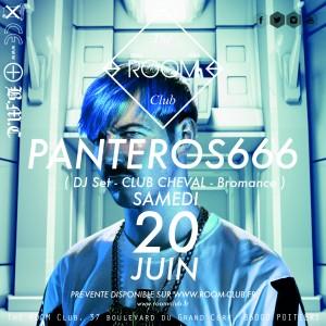 PANTEROS666 Flyer